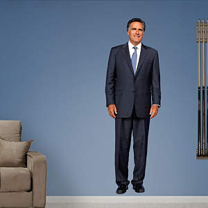 Mitt Romney Fathead Wall Decal